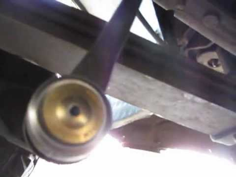 S.S.D. ~ 2001 F250 7.3 (sway bar end links) - YouTube