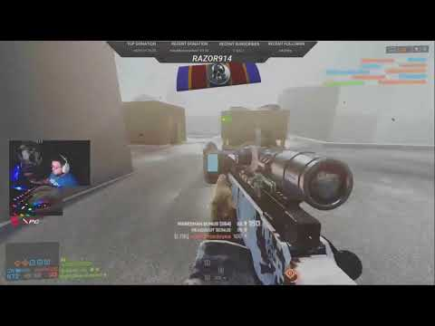 Razor914 Stream Highlights