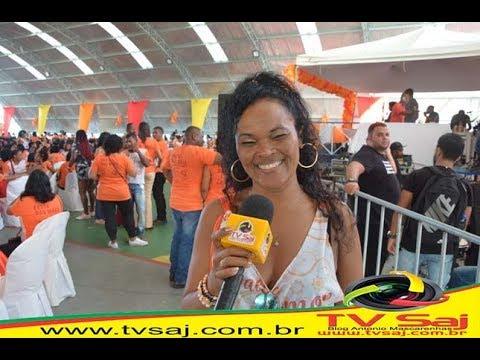 A Cantora Nana Rios agitou a Festa dos dia das MÃES em Salinas da Margarida