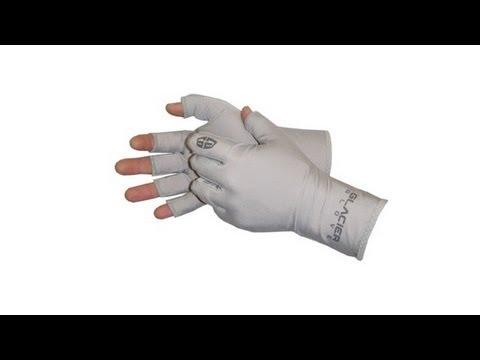Abaco Bay Fly Fishing Sun Gloves - Glacier Gloves