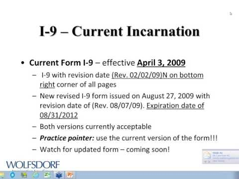 I-9 Employment Authorization Verification for H.R. -- E-Verify or E-Scarify?