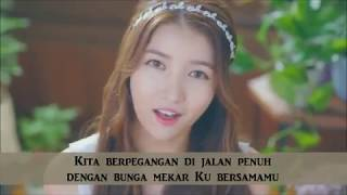 Video GFRIEND (여자친구) - Love Whisper (귀를 기울이면) [Malay Version Cover] download MP3, 3GP, MP4, WEBM, AVI, FLV September 2017