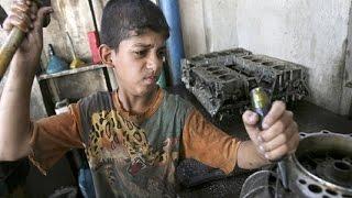 168 مليون طفل عامل حول العالم