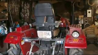 гос номер для мини трактора