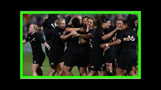 Breaking News | New Zealand Rugby: 17 Women's World Cup winners given contract for first time