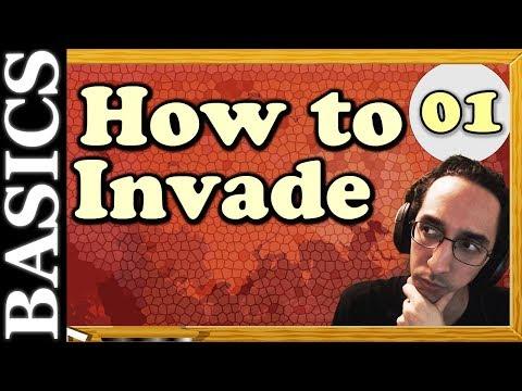 Go Back to Basics - How to Invade - 01