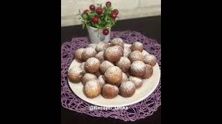 Творожные шарики или пончики