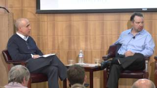2015 Physics Panel with Brian P. Schmidt, Adam Riess, Saul Perlmutter, Yuri Milner