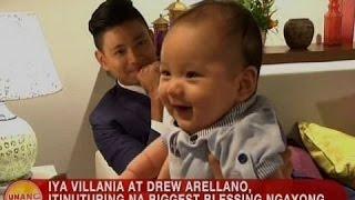 UB: Iya Villania at Drew Arellano, itinuturing na biggest blessing ang pagdating ni baby Primo