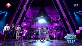 20130707 Chinese Idol《中國夢之聲》第11期 - 12強爭霸賽(第二場)