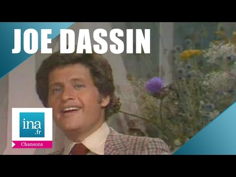"Joe Dassin ""Le Château de sable"" (live officiel) 