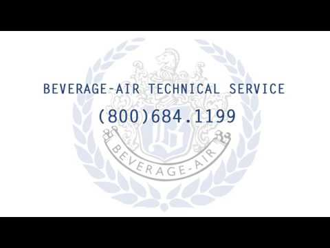 Parts & Service - Beverage-Air on