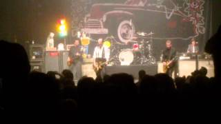 Social Distortion just give me the sweet and lowdown Winnipeg 2012.MP4