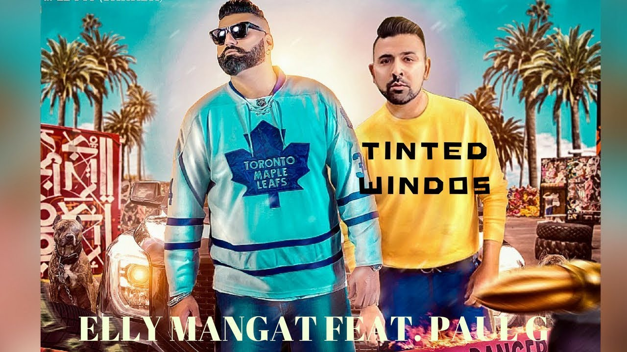 ca66630438 Latest Punjabi Song Tinted Windows Sung By Elly Mangat Feat. Paul G |  Punjabi Video Songs - Times of India