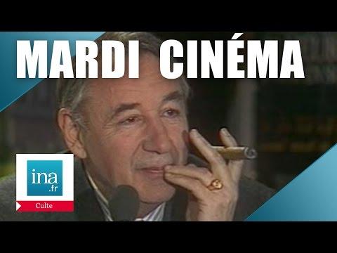 Les stars dans Mardi Cinéma   Archive INA