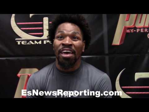 Epic story Shawn Porter on meeting Marvin Hagler - EsNews Boxing