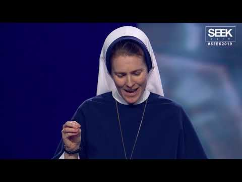 Sr. Bethany Madonna, S. V. P: Encounter | SEEK2019