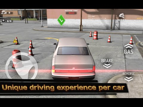Backyard Parking 3D Android Gameplay HD