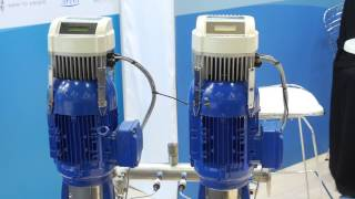 Xylem at the IWA World Water Congress & Exhibition 2016