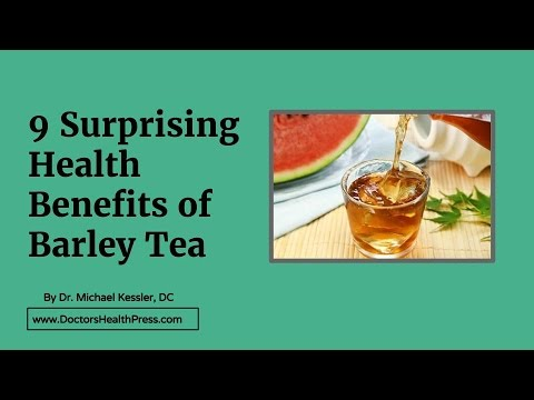 9 Surprising Health Benefits of Barley Tea | Doctors Health Press
