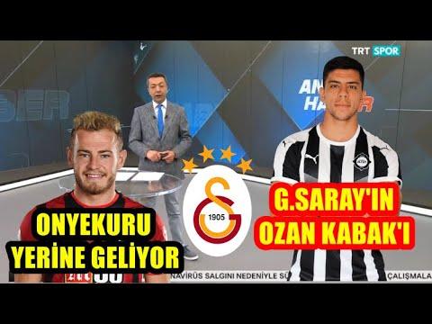 Galatasaray'ın Yeni Ozan Kabak'ı l Onyekuru'nun Yerine Gelecek İsim l TRANSFER