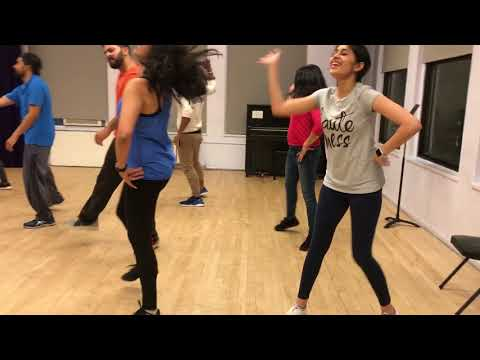 Dhinka chika | Naach Xpress | Bollywood Funk NYC
