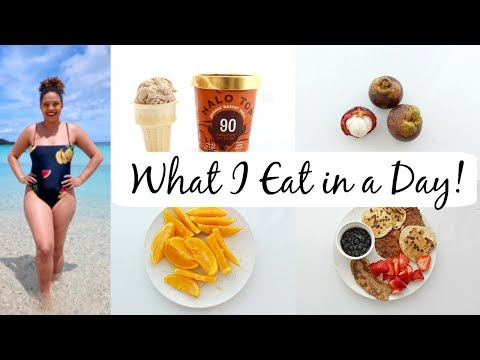 What I Eat in a Day to Lose Weight! 1500 Calories a day