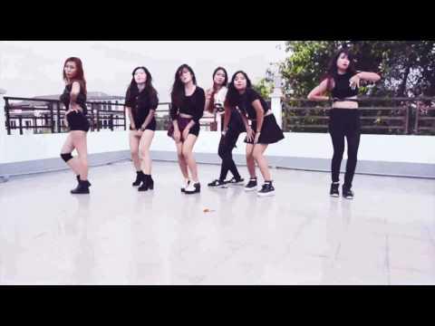 Myanmar K-pop Cover Festival 2016 online preliminary - Black Candy [Cover dance]