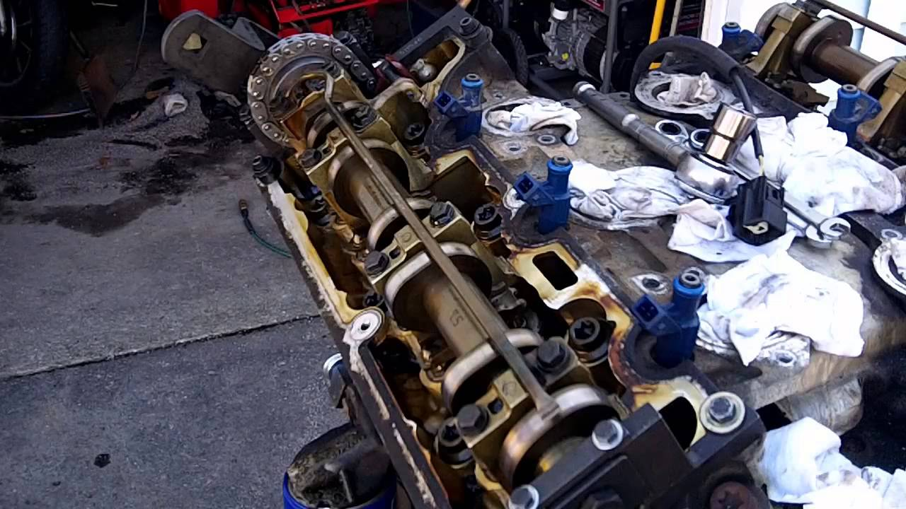 2002 ford explorer tming chain update 01