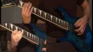 Carcass - Lavaging Expectorate of Lysergide Composition (guitar cover)