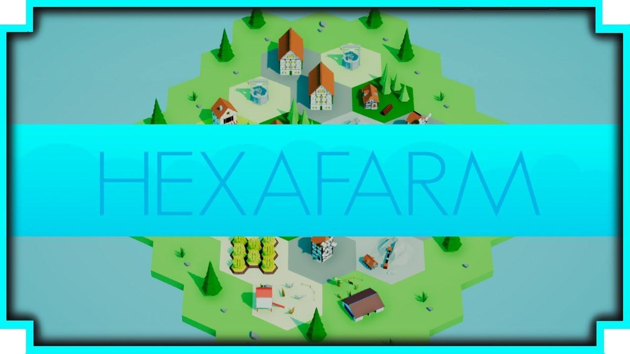 Hexafarm – (Hex Based Farming Game)