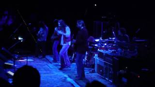 "Black Crowes ""Movin on down the line"" Live @ Westbury NY 9-4-09"