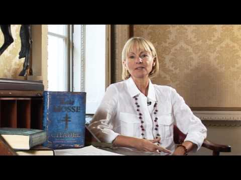 Kate Mosse discusses writing Citadel and the end of the Languedoc Trilogy