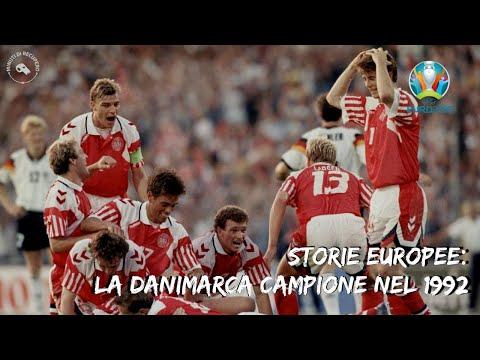 STORIE EUROPEE: LA DANIMARCA CAMPIONE NEL 1992 ???