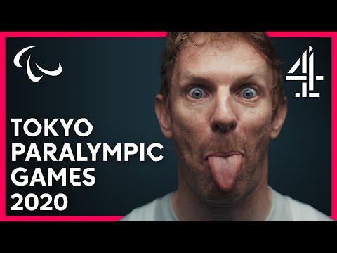 Super. Human. | Tokyo 2020 Paralympic Games Trailer