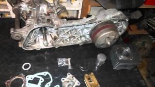 Remise à neuf d'un moteur peugeot tkr