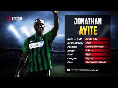 Jonathan Ayite  ● Best Moments ● Forward ● Football CV ● 2020 HD