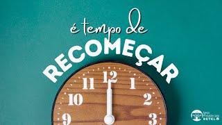 Série de Mensagens em Neemias - É tempo de recomeçar.#BetelnoLar
