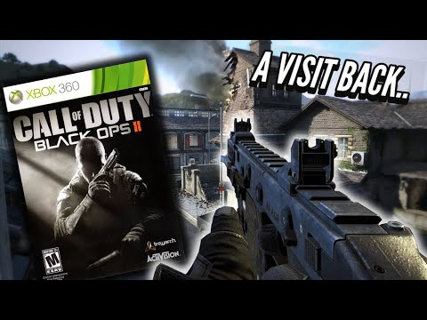 A Visit Back To Call Of Duty Black Ops 2...