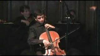 Saint-Saens Cello Concerto No. 1 in A minor, Op. 33 - Part 3