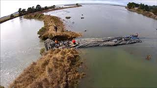 Humboldt Bay Levee Plug Full Project