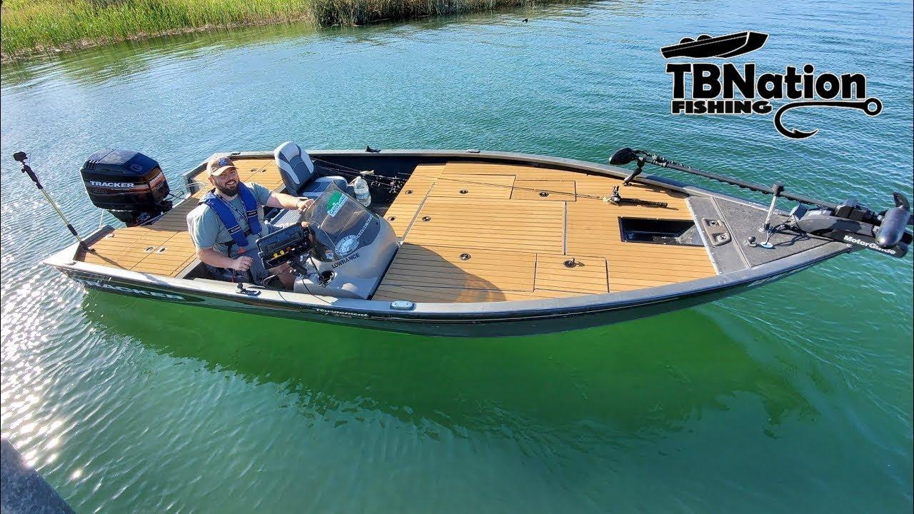 Tracker gets a Face Lift | Tracker V18 Bass Boat Restoration | Tiny Boat Nation