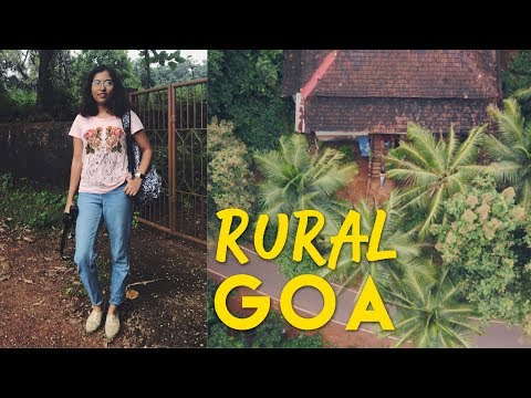 A different side of Goa - Travel Vlog I // #MagaliTravels