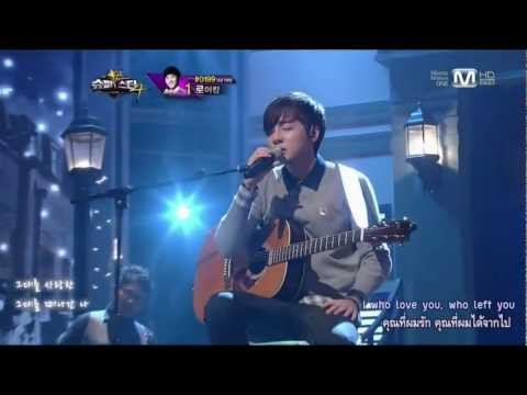 [HD] Roy Kim - October Rain (Lyrics, Romanized, Eng Sub & TH-Sub)