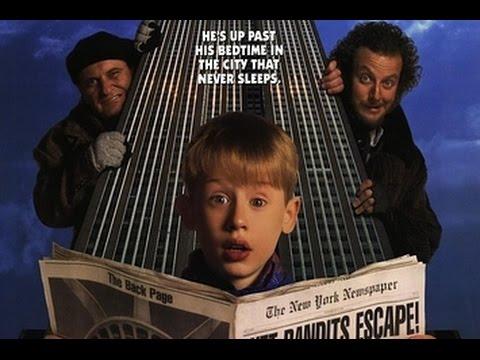 "Seasonal Shenanigans: ""Home Alone 2: Lost in New York"" Retrospective Podcast"