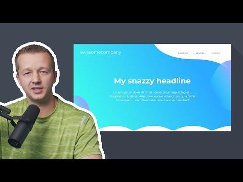 Creative SVG Backgrounds for Modern Web Design