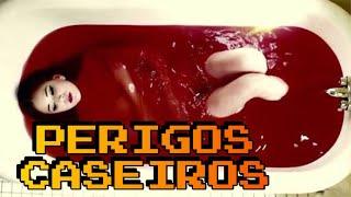 ☠️  PERIGOS CASEIROS!!!  ☠️
