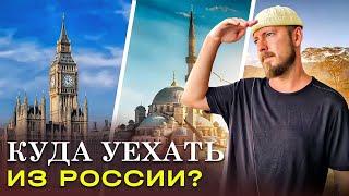 Какие страны открыты Куда улететь из России сейчас