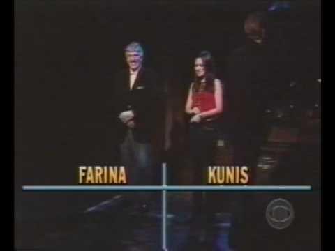 Yambo: Dennis Farina vs. Mila Kunis