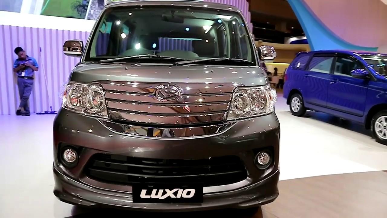 Daihatsu Luxio X 2019 , ,Exterior And Interior